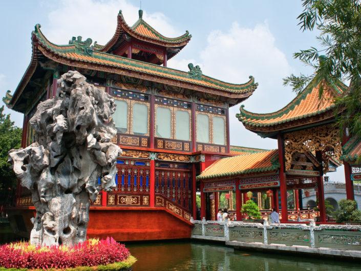 Baomo Garden near Guangzhou